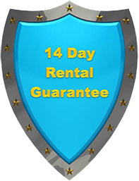 14 Day Rental Guarantee