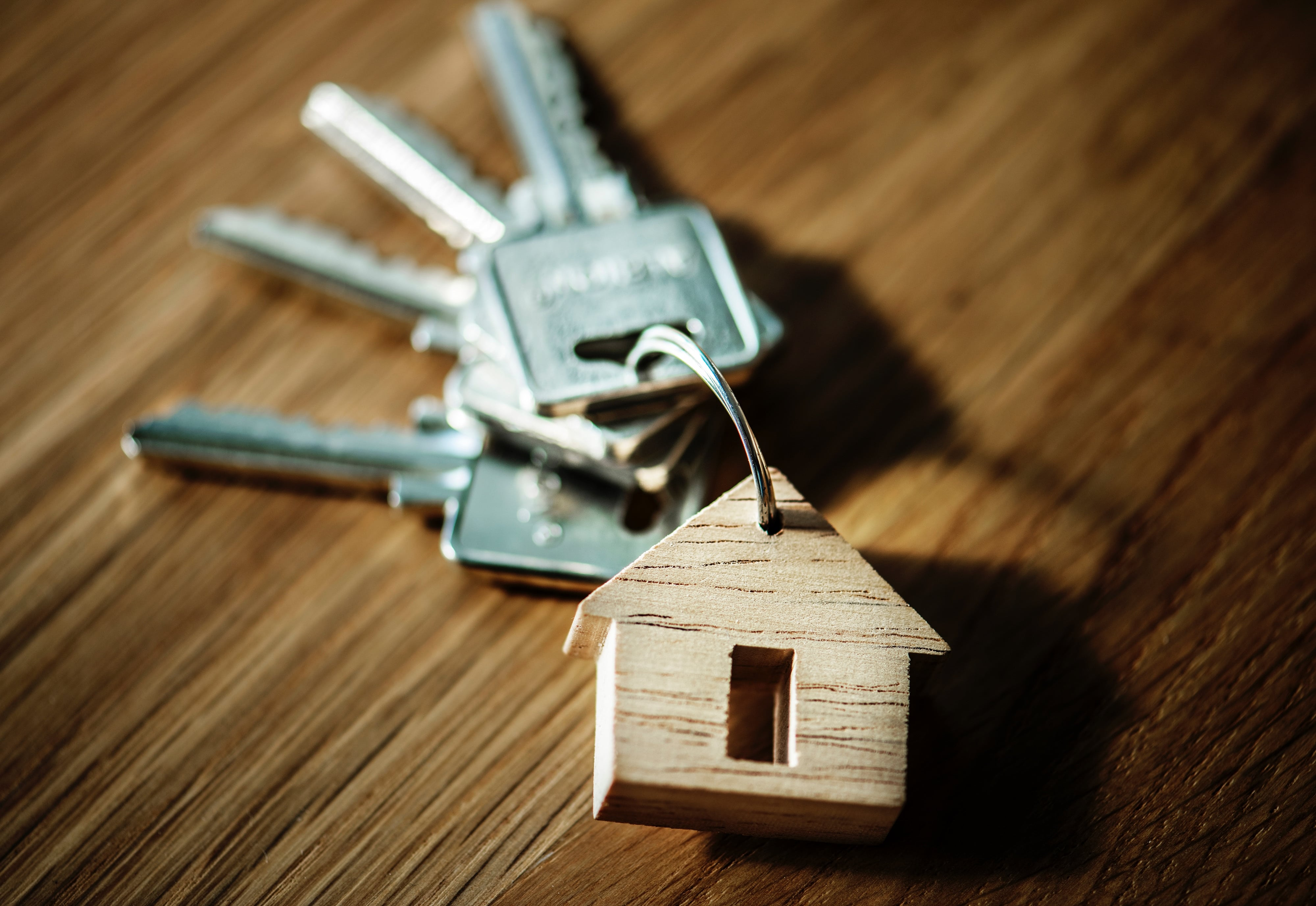 rental property keys